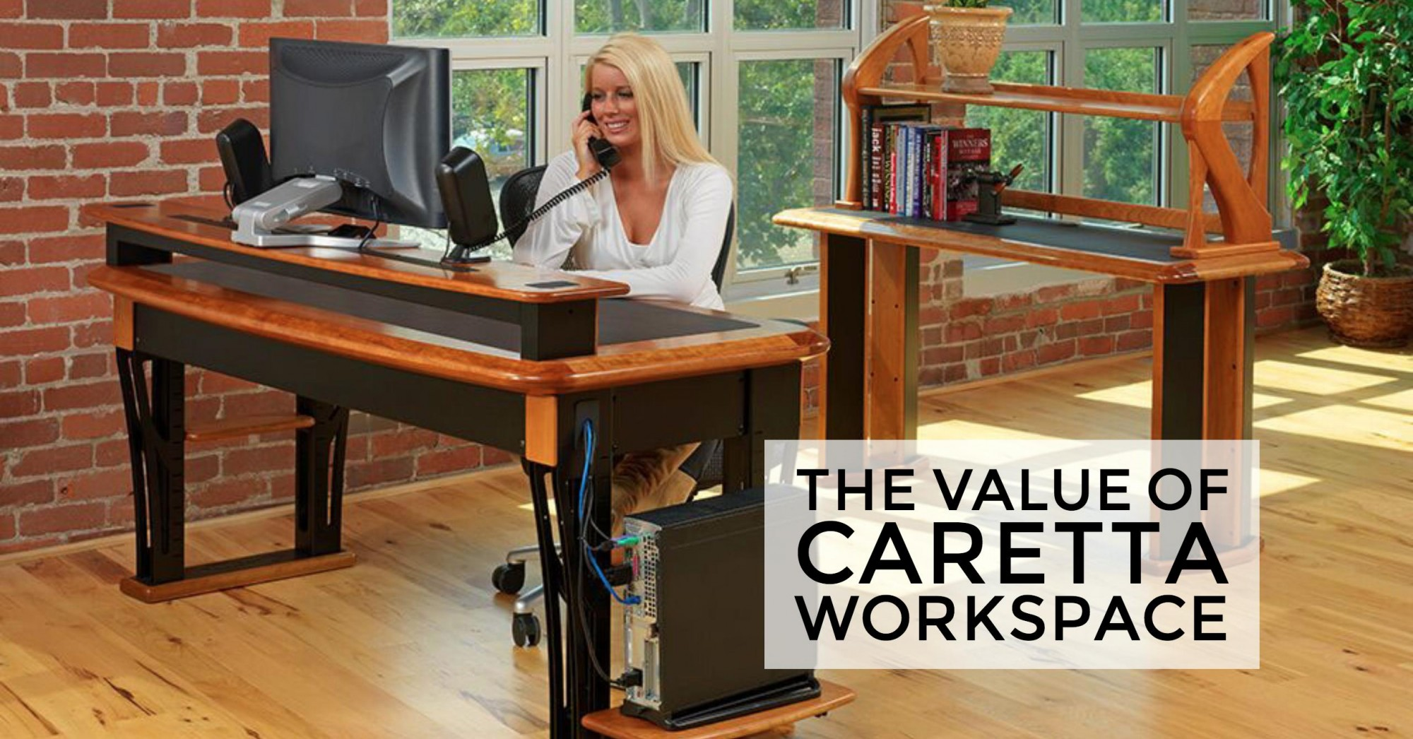 The Value of Caretta Workspace