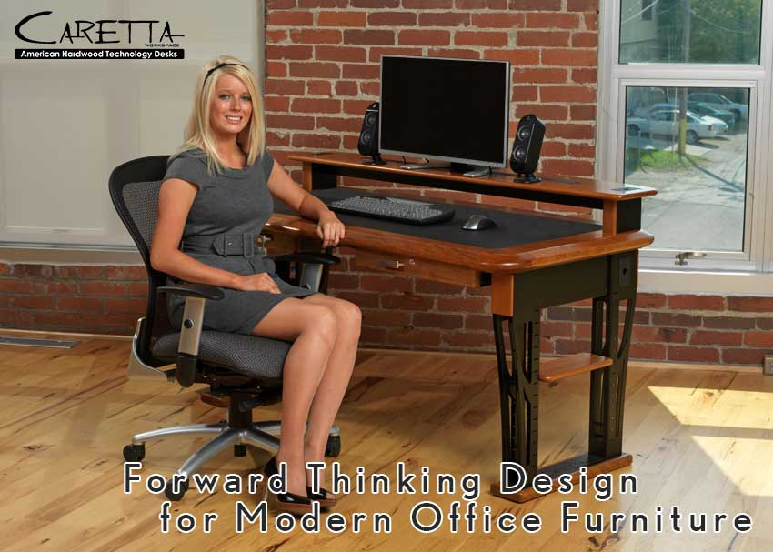 Forward Thinking Design for Modern Office Furniture