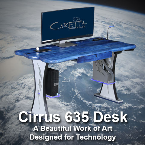 Cirrus 635 Desk