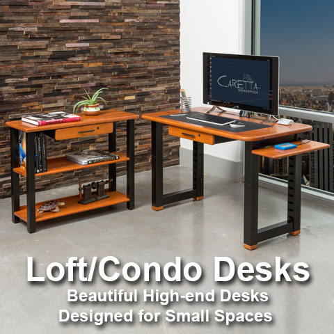 Loft and Condo Desks