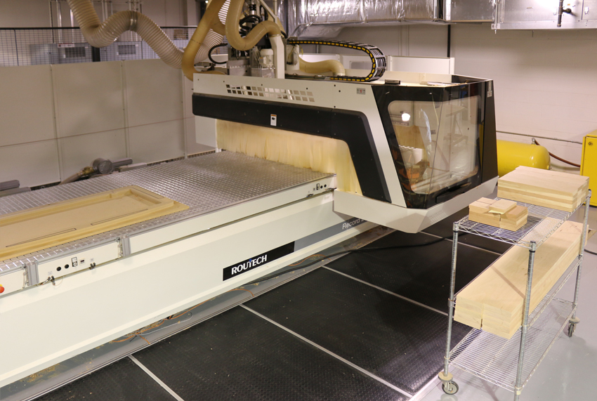 Tools In Our Factory: The CNC Wood Router
