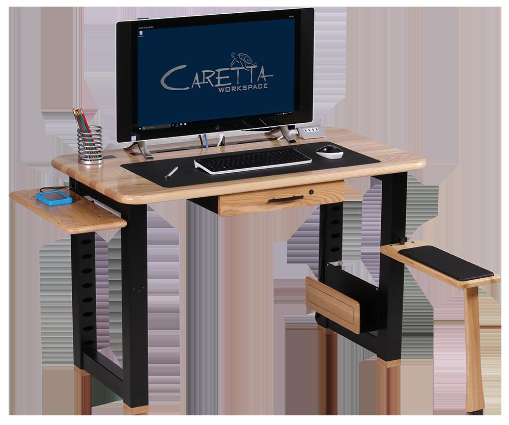 Small Shelf For Loft Desk Ash Caretta Workspace