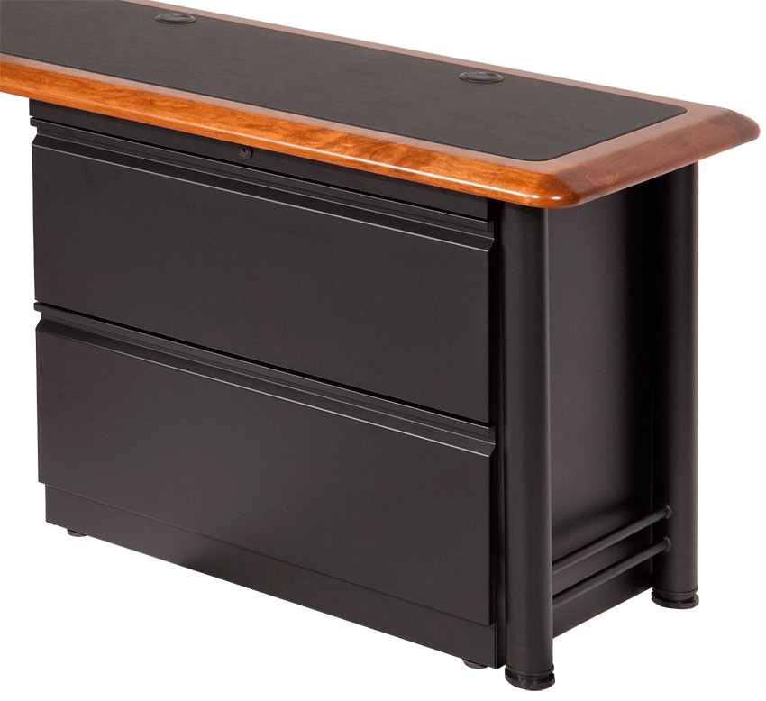 Lateral File Cabinet For L Shaped Desks