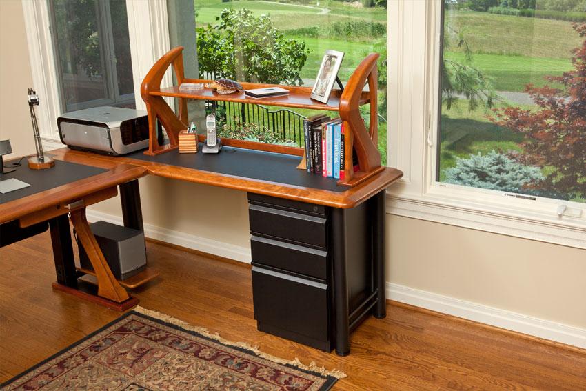 Box Box File Cabinet For L Shaped Desks