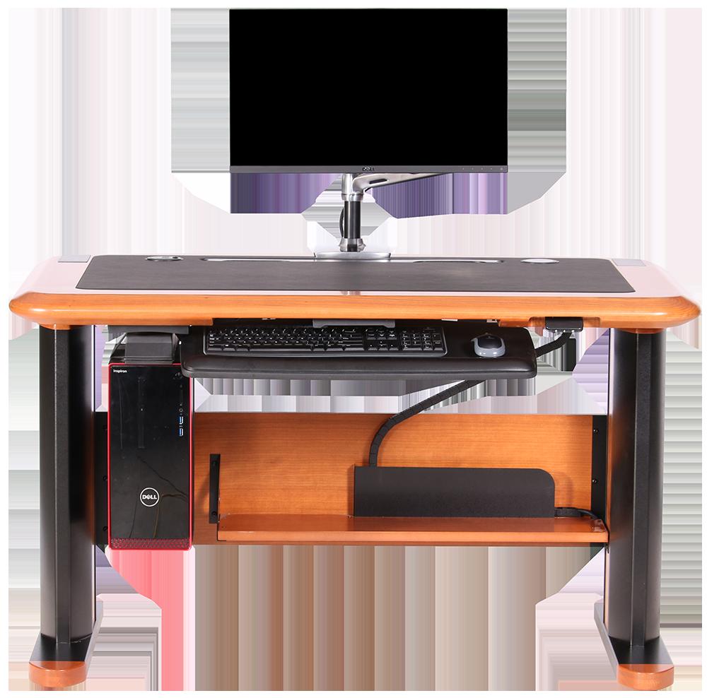 Monitor Arm Ergotron Lx Single Caretta Workspace