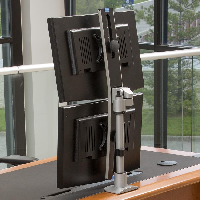 Switch Dual Monitor Arm Caretta Workspace