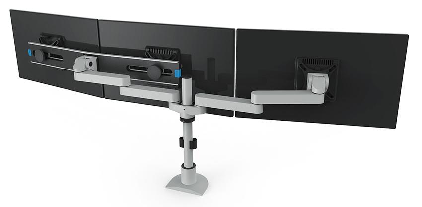 Artistic Computer Desk 2 L Shaped Right Caretta Workspace