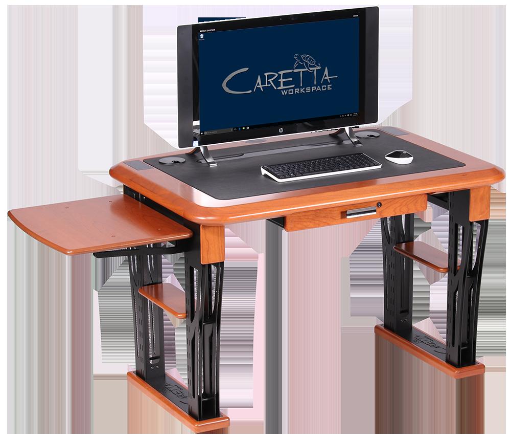 Modern Urban Printer Shelf Caretta Workspace