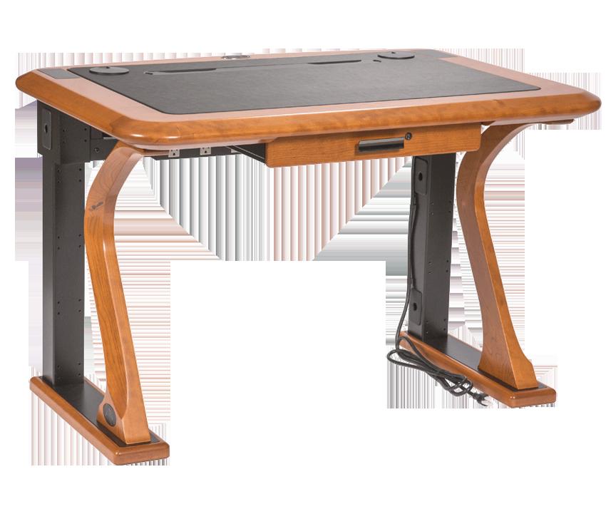 Artistic Computer Desk Petite Caretta Workspace