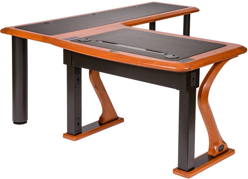 Artistic Computer Desk Petite, L Shaped Right - Caretta ...