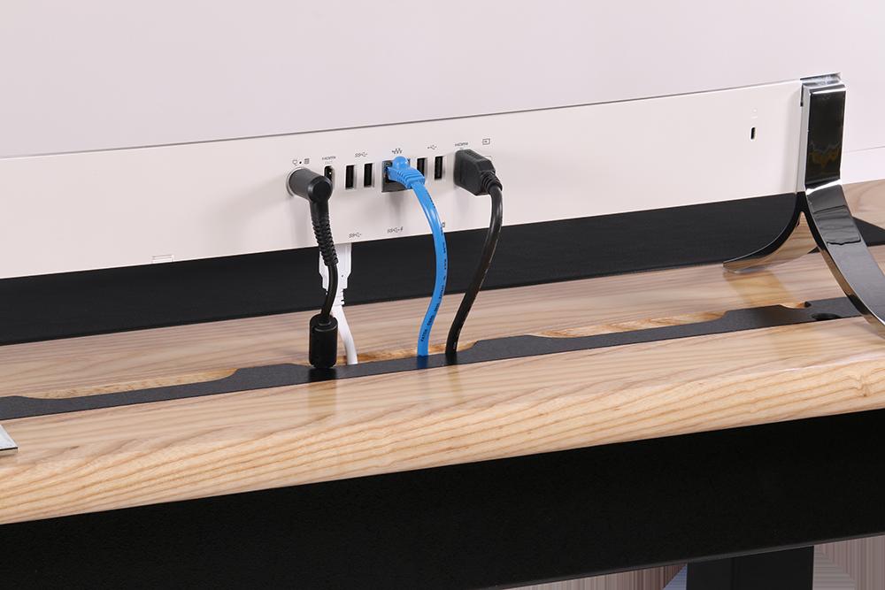 Under Desk Cable Tray Hostgarcia Management Diy