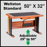 Wellston Standard Size