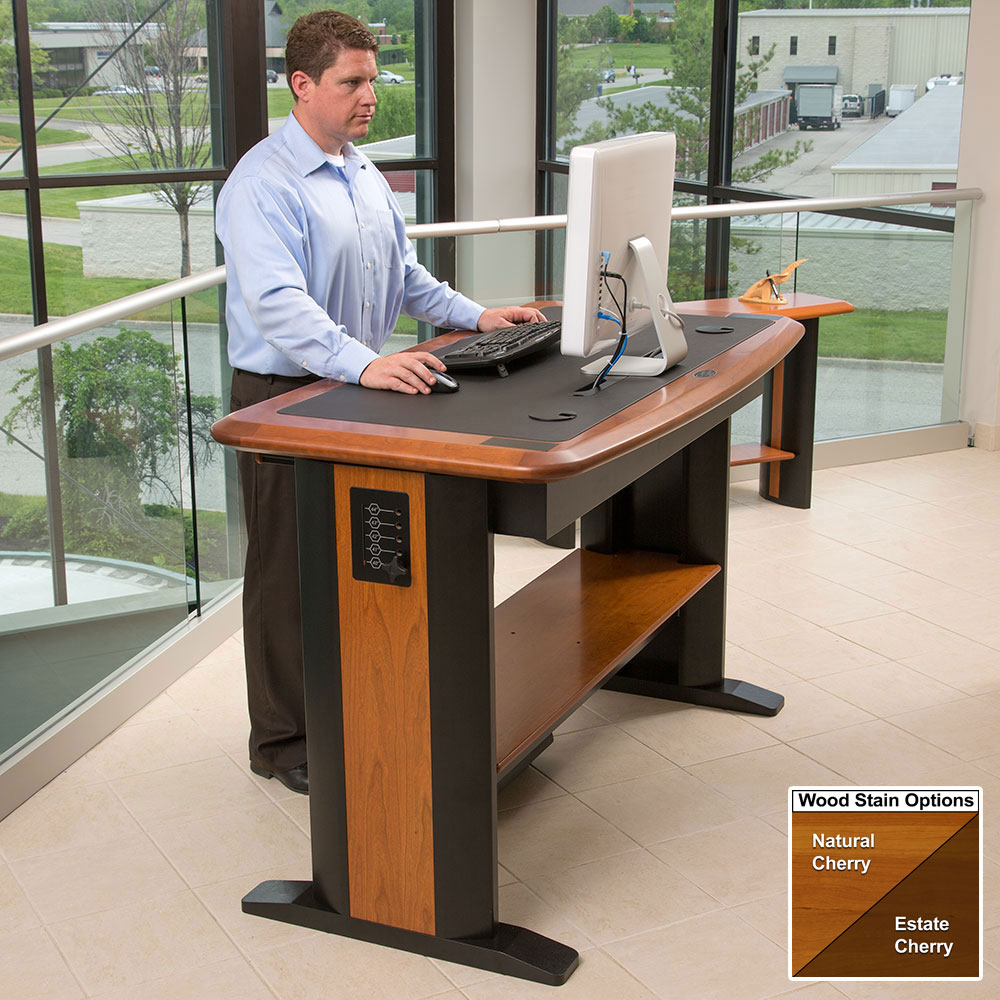 Stand Up Desk Workstation
