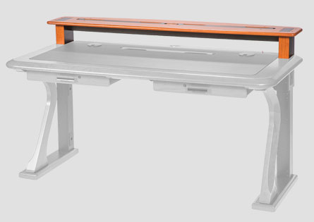 Designed to Fit Full Size Desks