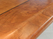 Premium Solid Cherry Hardwood