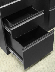 Sturdy File Cabinet Construction