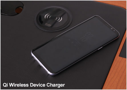 Desktop Qi Wireless Charger