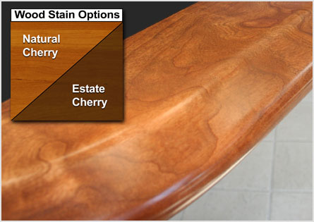Solid Cherry Hardwood