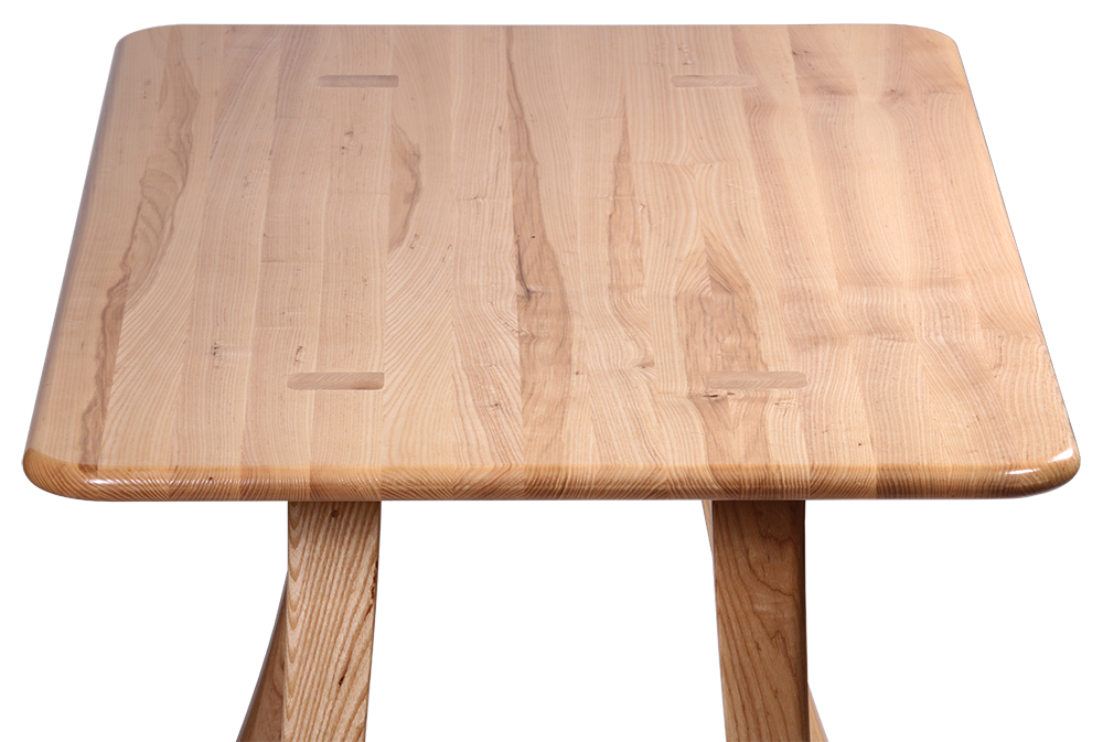 Round Wood Table TopDining Rectangular