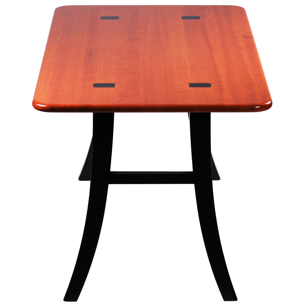 Cherrywood Dining Table: Loft Dining Table, Natural Cherry