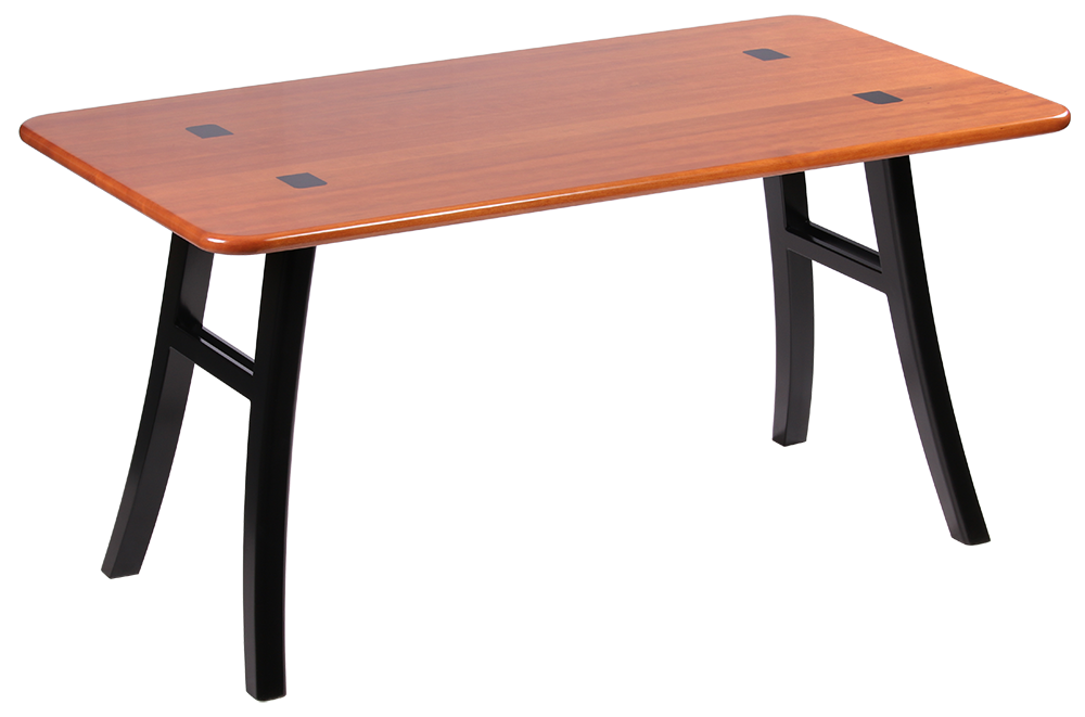 Loft Dining Table, Natural Cherry