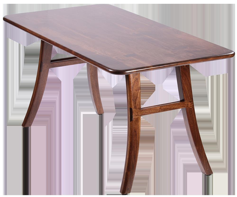Loft Dining Table, Black Walnut - Caretta Workspace
