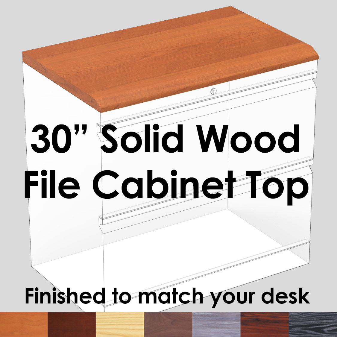 File Cabinet Top 30