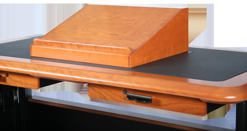 Table Top Lectern Caretta Workspace