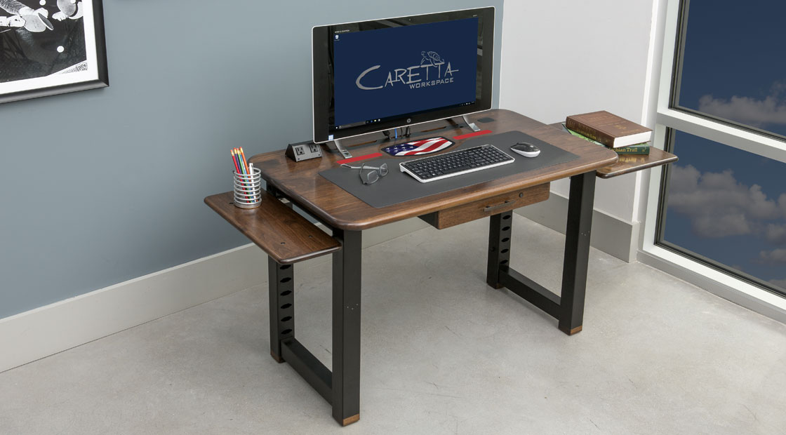 Logo Desks - College Desks