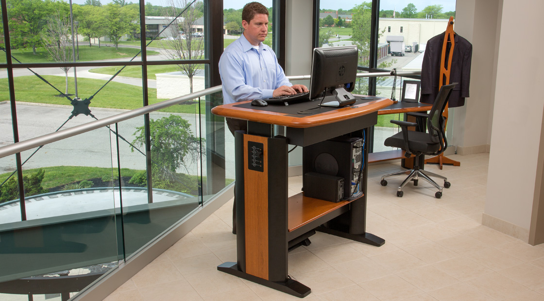 Standing Desks Products By Caretta Workspace