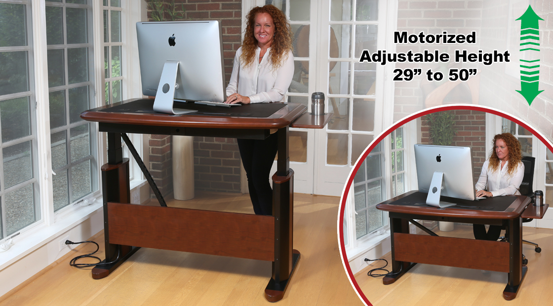Executive Sit-Stand Desks