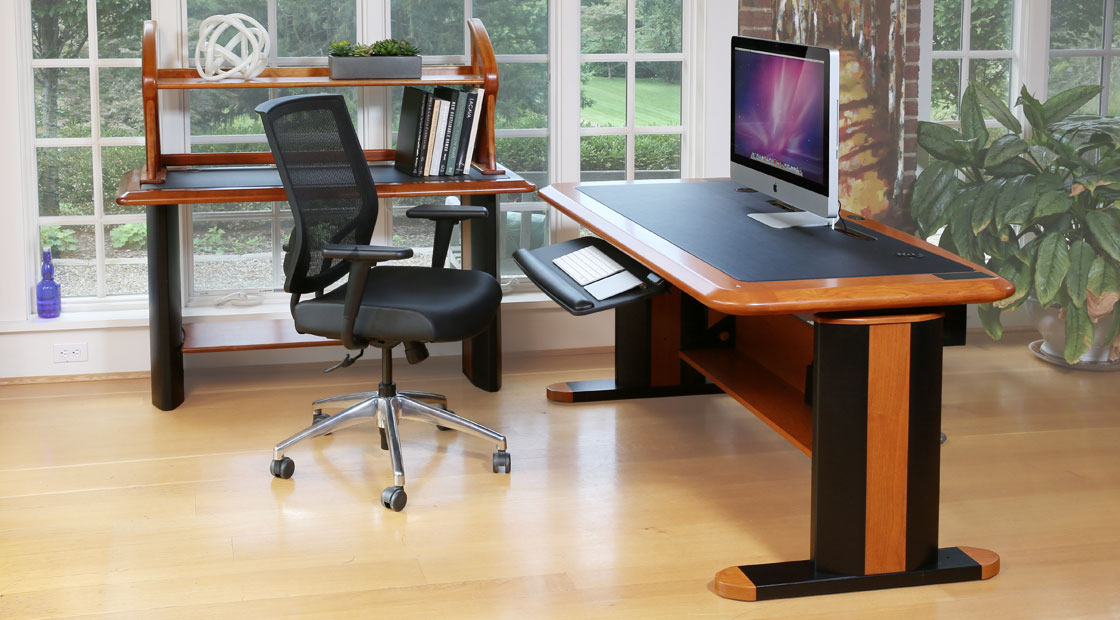 Luxury Sit-Stand Desk