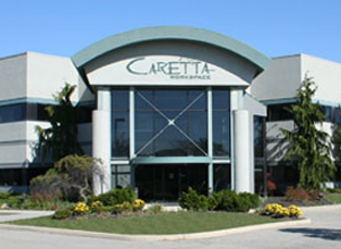 Caretta Workspace Building
