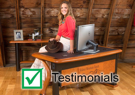 Caretta Workspace Testimonials
